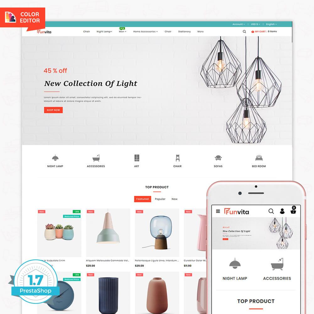 FunVita - The Best Fashion Store Template