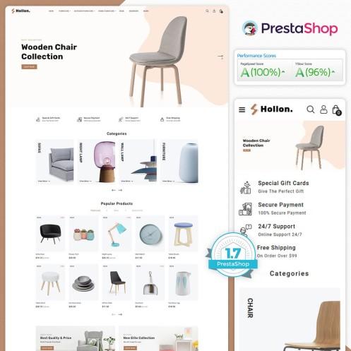 Hollon - The Furniture PrestaShop Theme