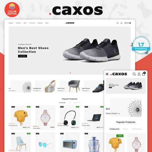 Caxos - The Best Electronics PrestaShop Theme