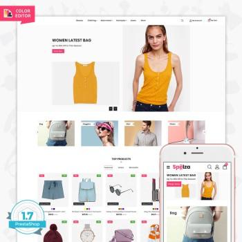Spleza - The Fashion PrestaShop Theme