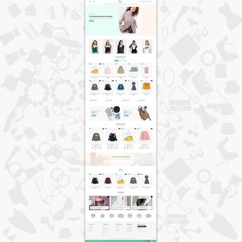 Kenzo - The Fashion PrestaShop Theme