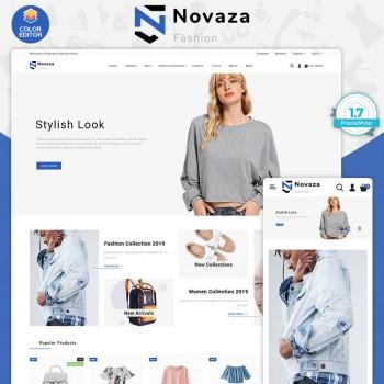 Novaza - The Fashion PrestaShop Theme