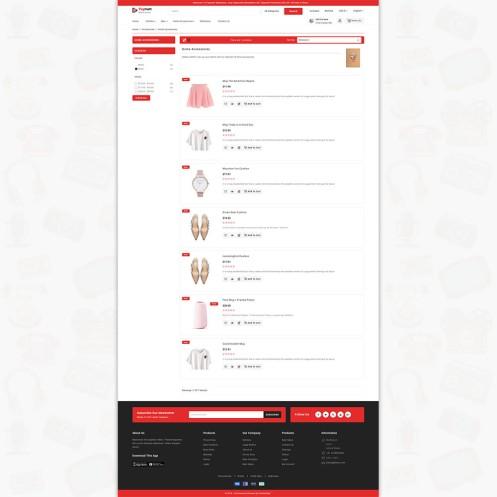 Paymart - The MegaStore PrestaShop Template