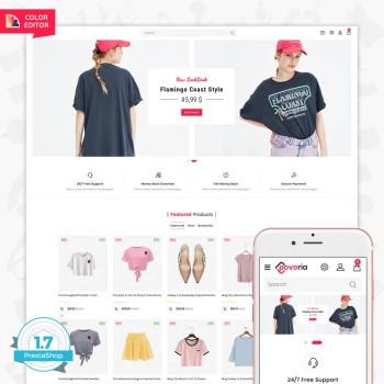 Povria - The Fashion PrestaShop Theme