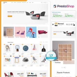 Norexi - The Furniture PrestaShop Theme