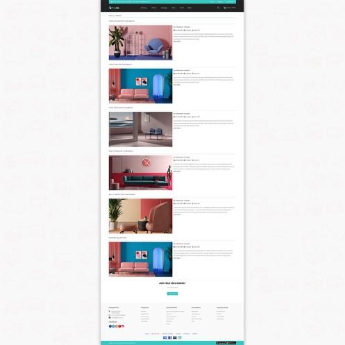 Furnix - The Furniture PrestaShop Theme