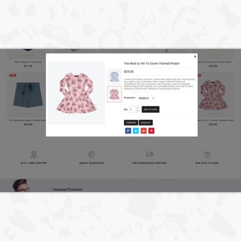 Romura - The Fashion PrestaShop Theme