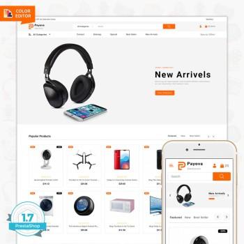 Payova - The Multi-Store PrestaShop Theme
