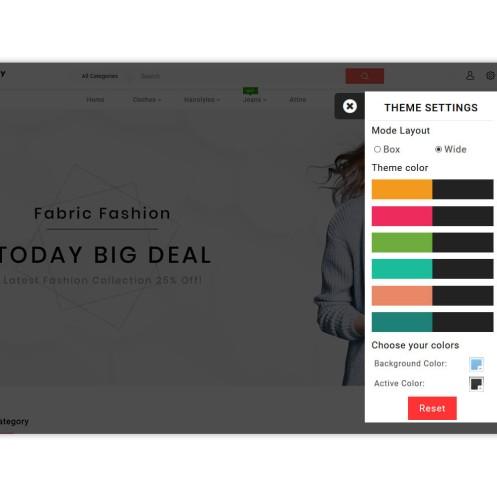 Exposy - Fashion PrestaShop Theme