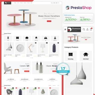 Domezo - The Furniture PrestaShop Theme