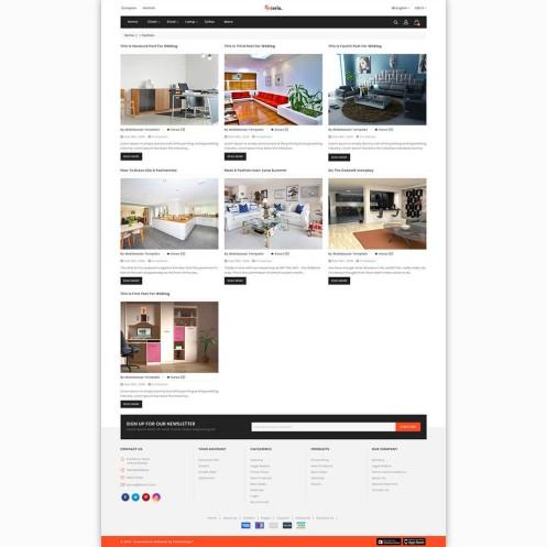 Interix - The Furniture PrestaShop Theme