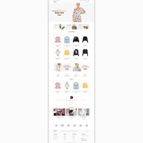 Diavon - The Fashion PrestaShop Theme