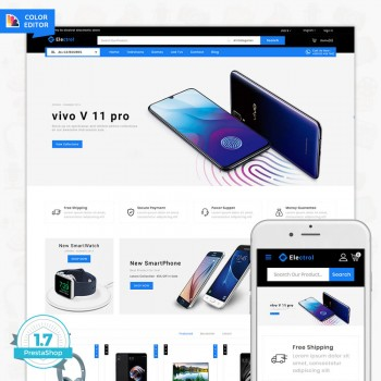 Electrol - The Electronics PrestaShop Theme