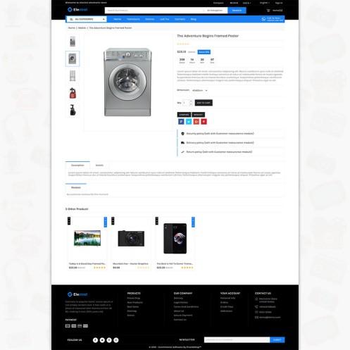 Electrol - The Electronics PrestaShop Theme