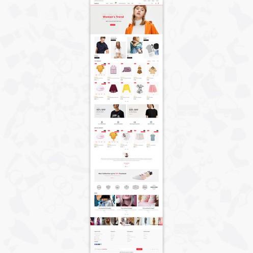 Fashivo - The Fashion PrestaShop Theme