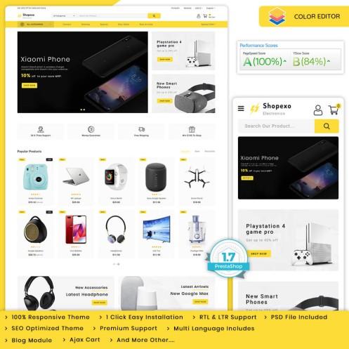 Shopexo - The Electronics PrestaShop Theme