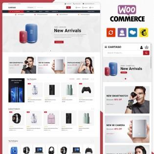 Cartaso Electronics WooCommerce Theme
