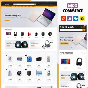 Rankmart Electronics WooCommerce Theme