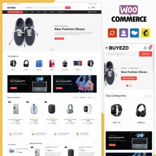 Buyezo Multistore WooCommerce Theme