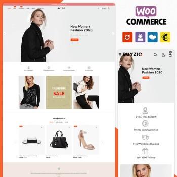 Buyzio Fashion WooCommerce Theme