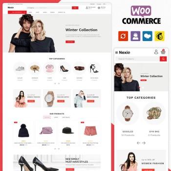 Nexio Fashion WooCommerce Theme