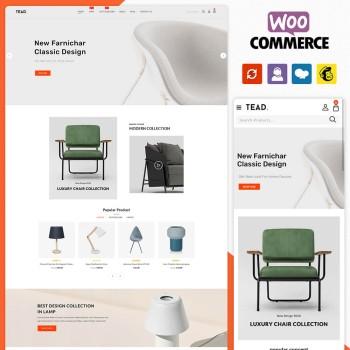 Tead Furniture WooCommerce Theme