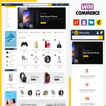 Revolta Multistore WooCommerce Theme
