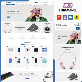 Smartzo Multistore WooCommerce Theme