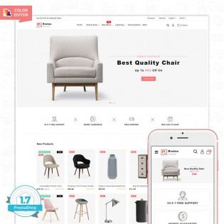 Brotax - The Best Furniture PrestaShop Theme