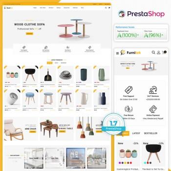 Furnitek - The Furniture PrestaShop Theme