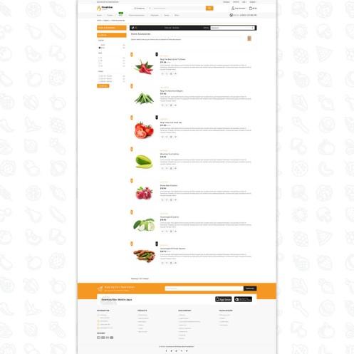 Freshise - The Best Organic PrestaShop Theme