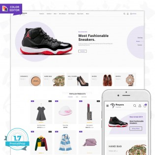Royara - The Fashion PrestaShop Theme