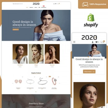 Ap 2020 – The Best Free Shopify eCommerce Theme