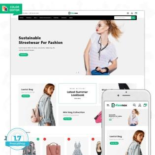keenox - The Fashion PrestaShop Theme