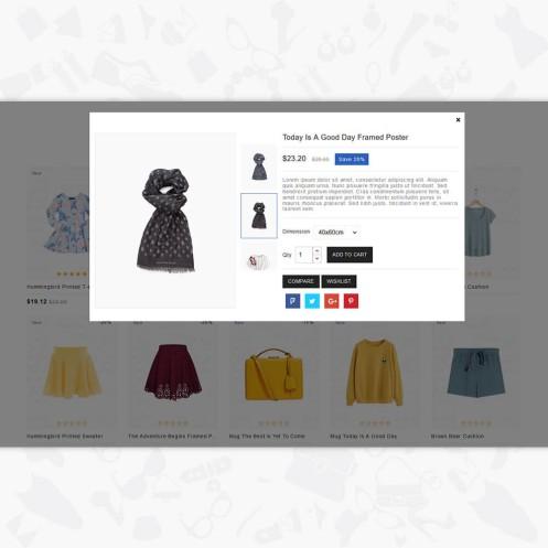 Kicksa - The Fashion PrestaShop Theme