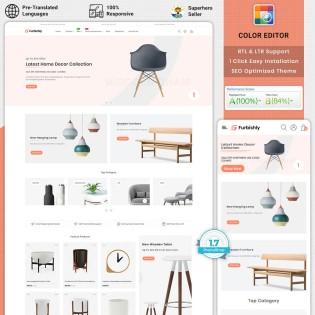 Furbishly - The Best Furniture PrestaShop Theme