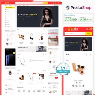 Biexx - The MultiStore PrestaShop Theme