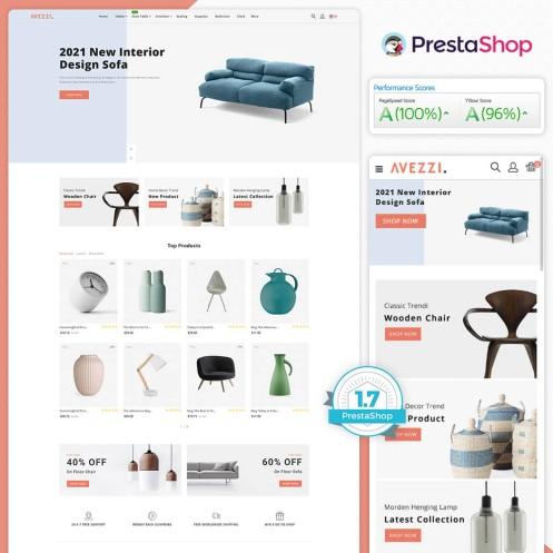Avezzi - The Furniture PrestaShop Theme