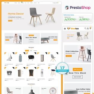 Woolux - The Furniture PrestaShop Theme