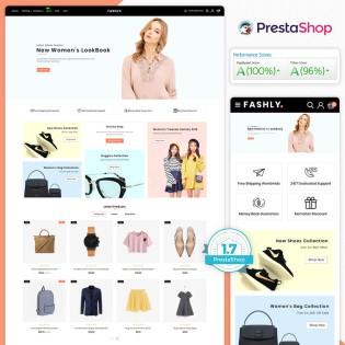 Fashly - The Fashion PrestaShop Theme