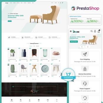 Laza - The Furniture PrestaShop Theme