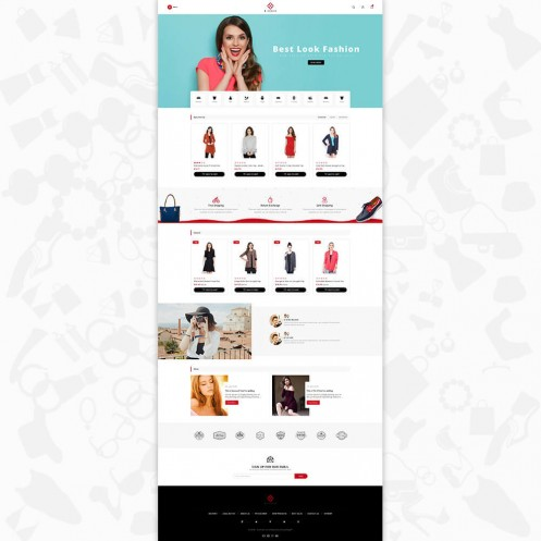 BIGBUG - Free Fashion PrestaShop Theme